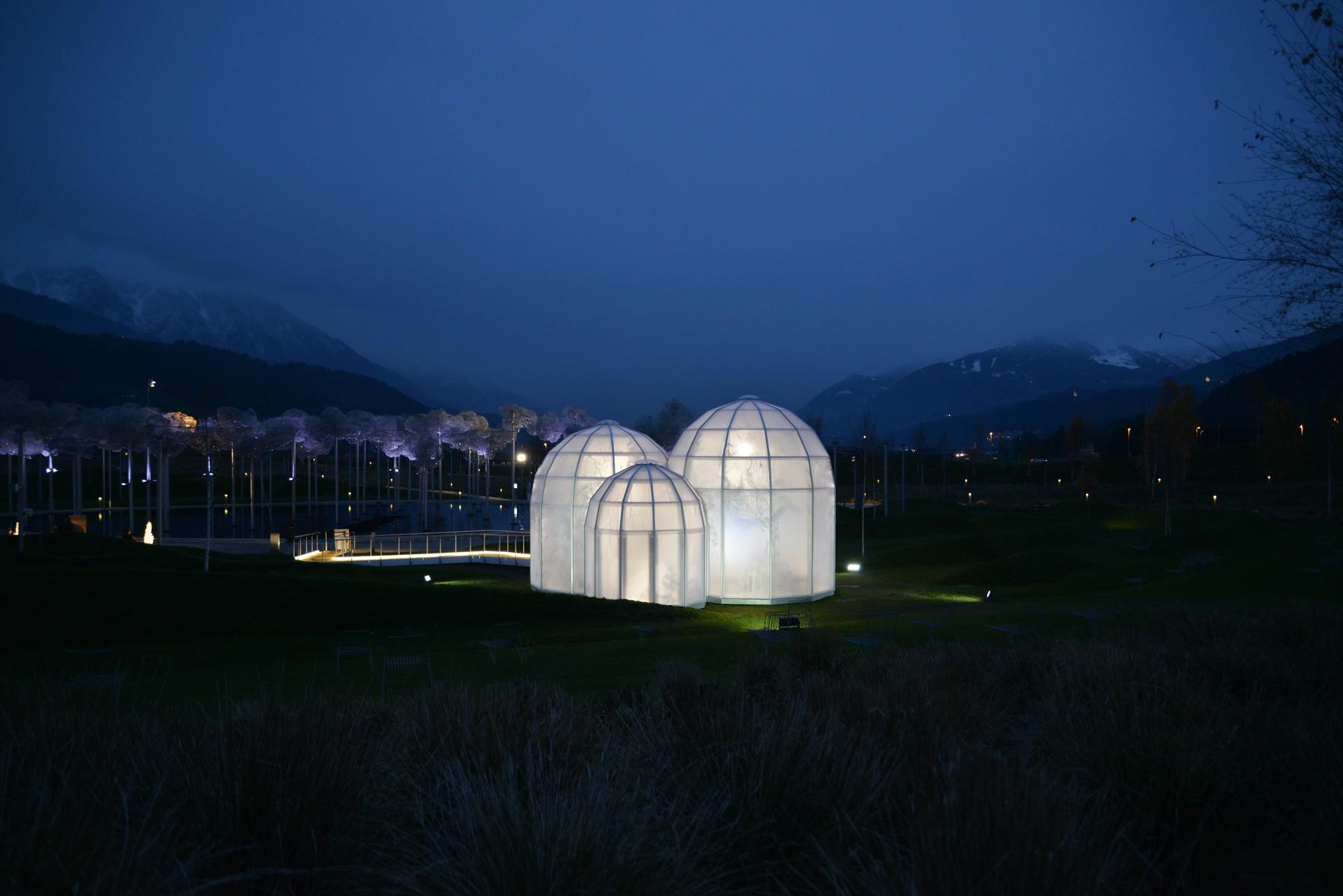 Winter Pavilion