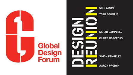 Tord talks during London Design Festival