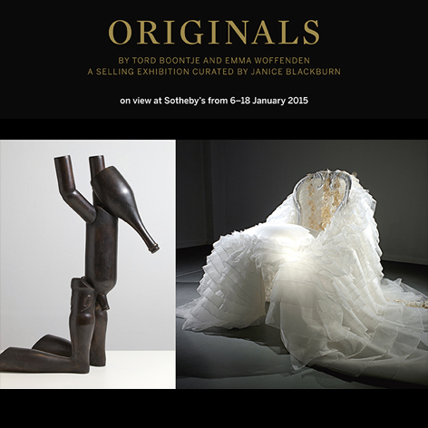 Originals at Sotheby's London