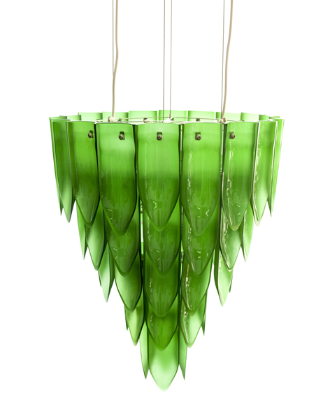 Presenting the Transglass Chandelier