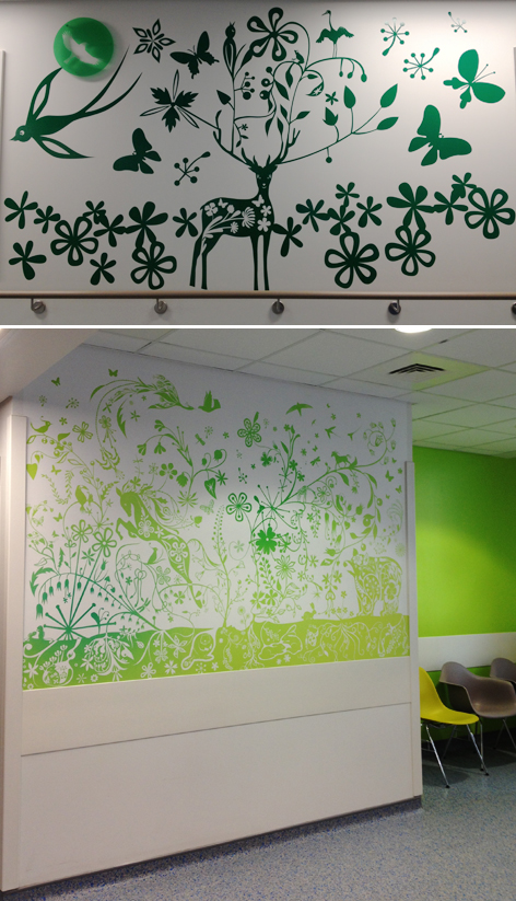New commission at The Royal London Hospital
