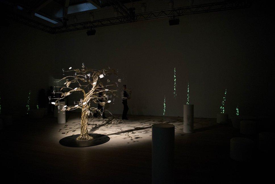 Flute Tree, Installations, Studio Tord Boontje