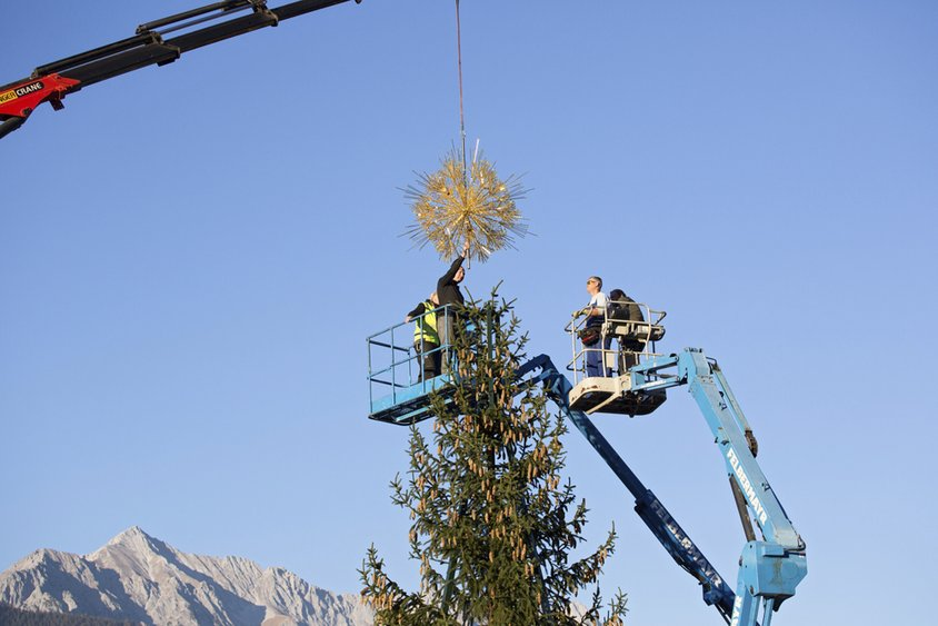 Christmas Star, Installations, Studio Tord Boontje