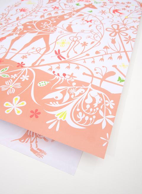 Gift Wrap, Identity, Studio Tord Boontje