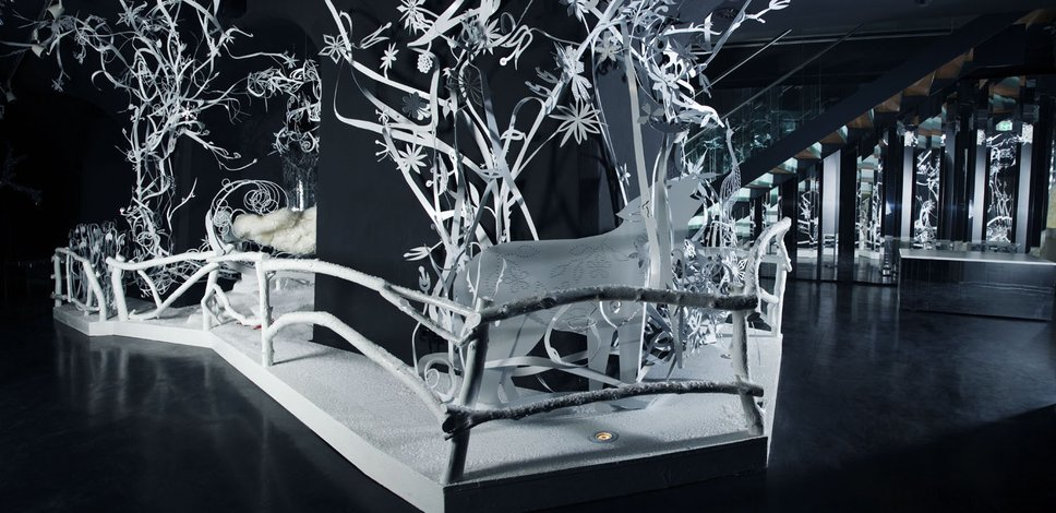 Winter Wonderland, Installations, Studio Tord Boontje