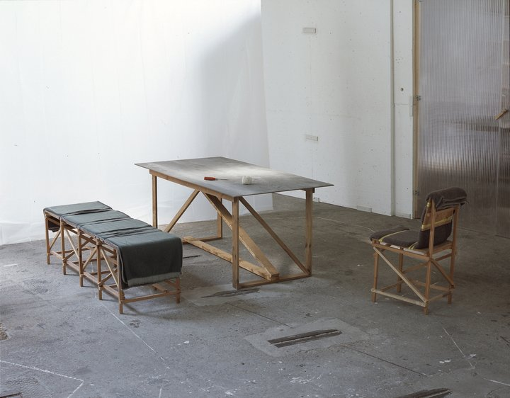 Rough and Ready, Furniture, Studio Tord Boontje