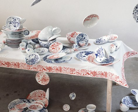 Table Stories, Tableware, Studio Tord Boontje