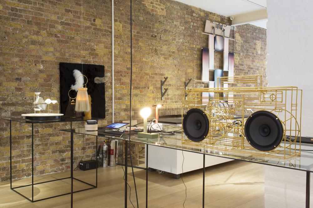 Electro Craft, Installations, Studio Tord Boontje