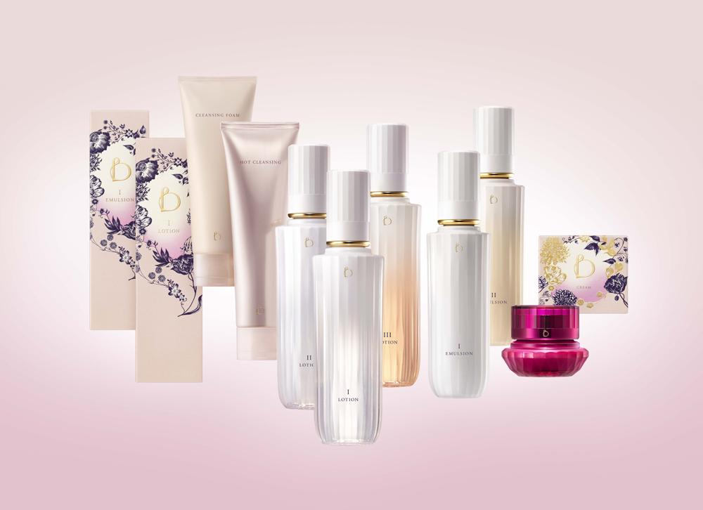 Shiseido, Identity, Studio Tord Boontje