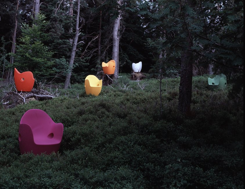 O-Nest, Chairs, Studio Tord Boontje