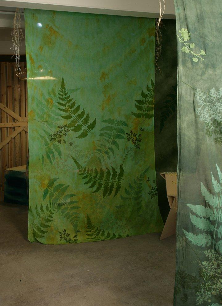 Fern, Textiles, Studio Tord Boontje