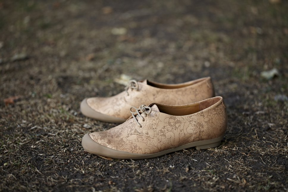 Squirrel Shoes and Oak Leaf Frills, Other Products, Studio Tord Boontje