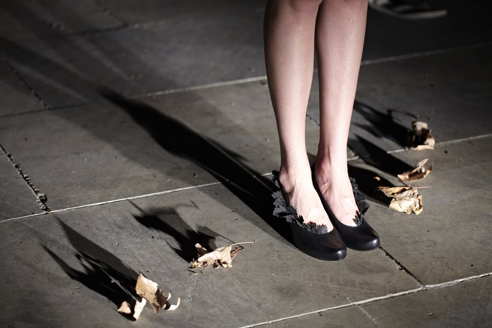 Squirrel Shoes and Oak Leaf Frills, Identity, Studio Tord Boontje
