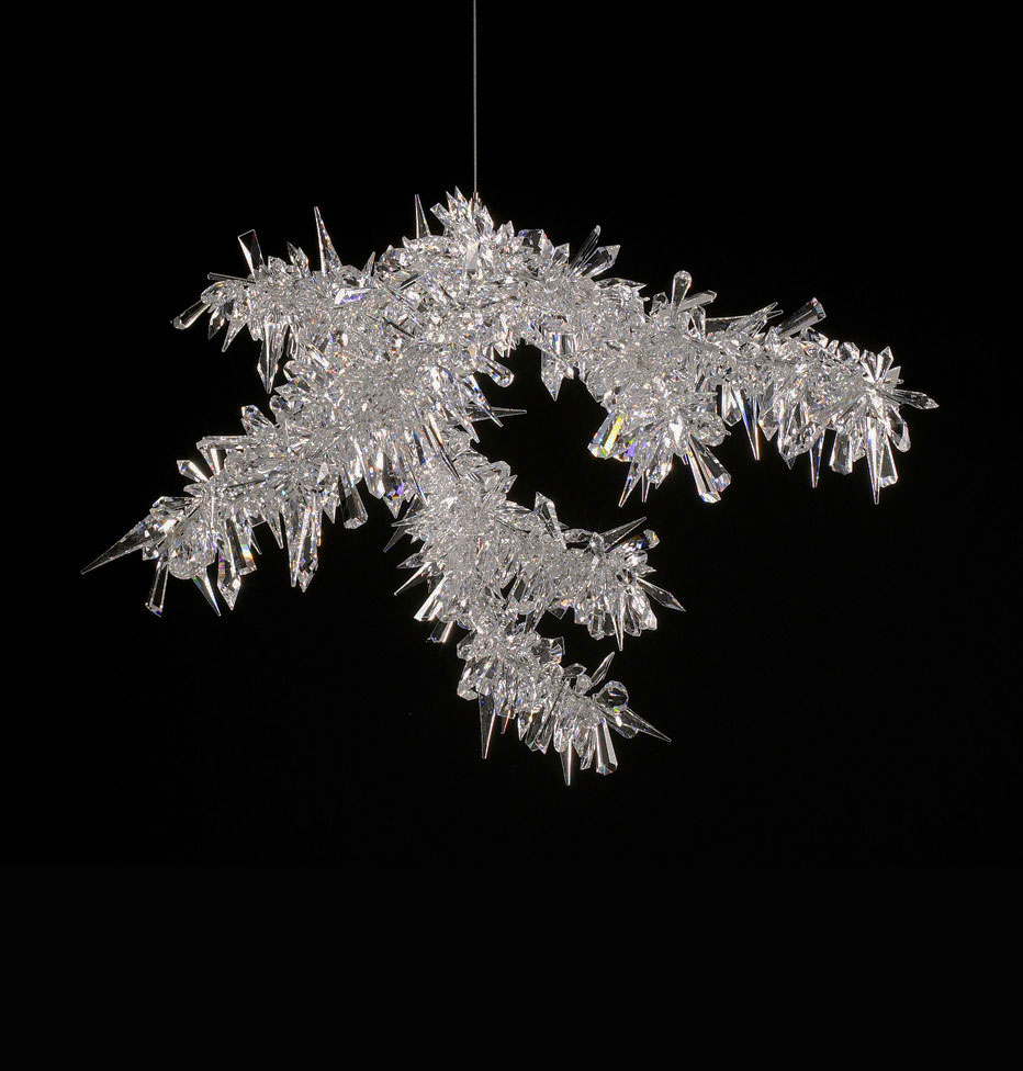 Ice Branch, Chandeliers, Studio Tord Boontje