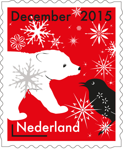 December Stamps, Identity, Studio Tord Boontje