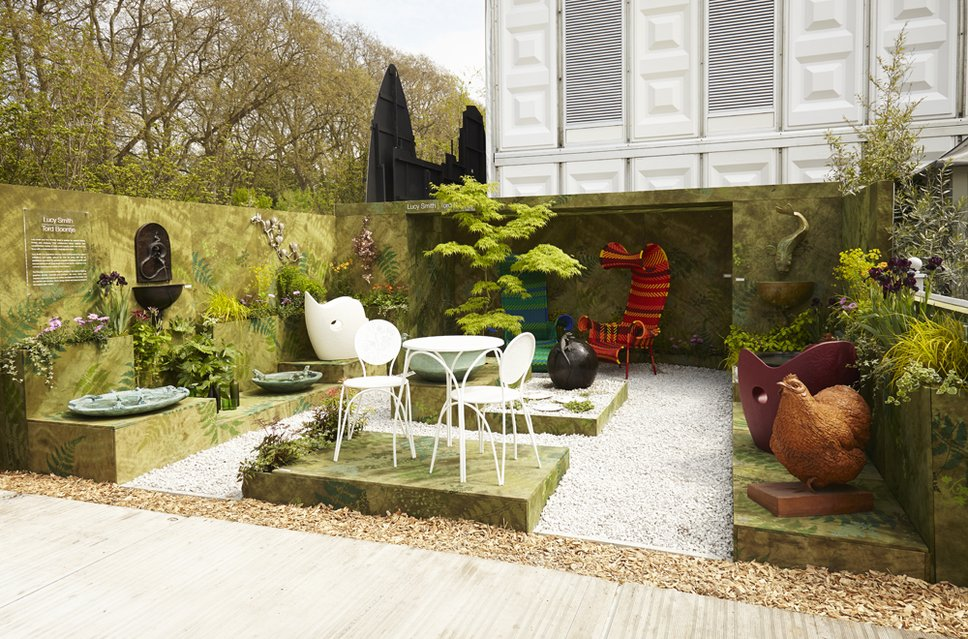 Chelsea Flower Show, Installations, Studio Tord Boontje