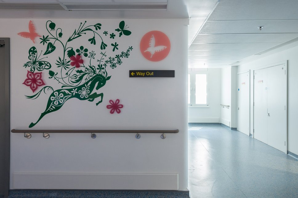 Royal London Hospital, Installations, Studio Tord Boontje