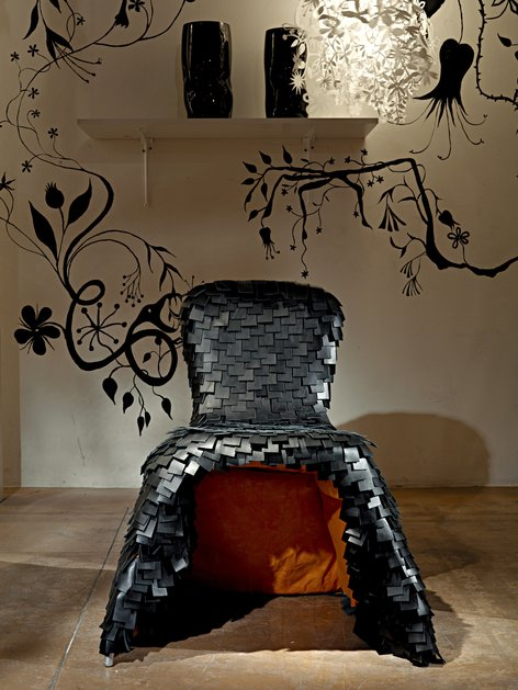 Witch, Chairs, Studio Tord Boontje