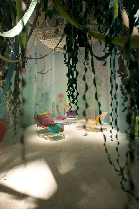 The Little Wild Garden of Love, Installations, Studio Tord Boontje