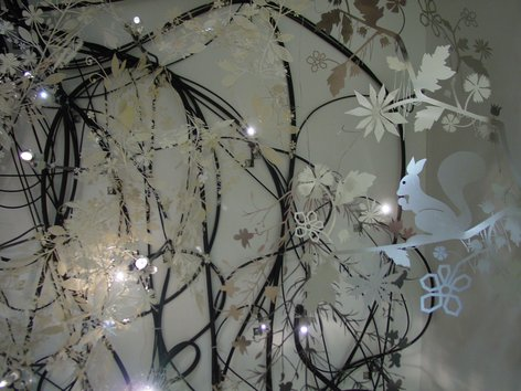 Shadow Play, Installations, Studio Tord Boontje