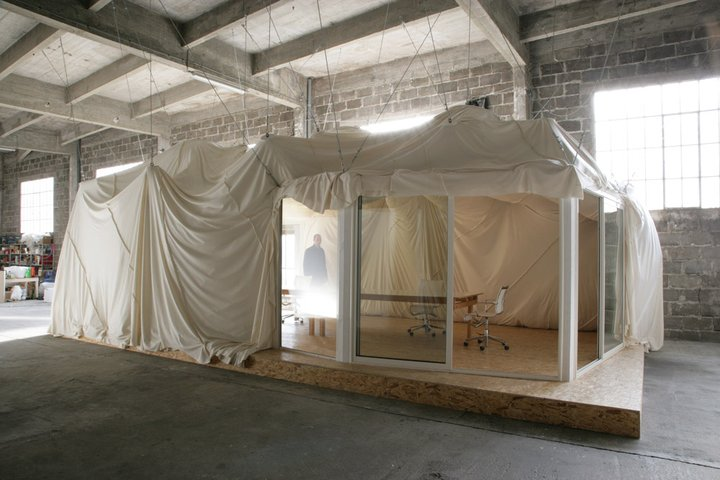 Fabric Room, Studio, Studio Tord Boont