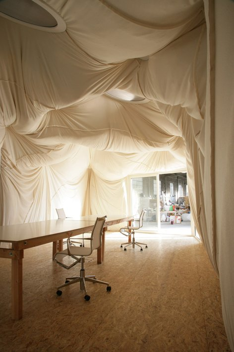 Fabric Room, Studio, Studio Tord Boontje