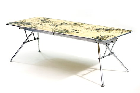 Pressed Flower Table, Furniture, Studio Tord Boontje