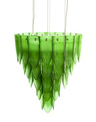 Chandeliers: Transglass Chandelier